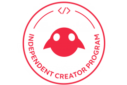 magic leap independent creator program badge logo