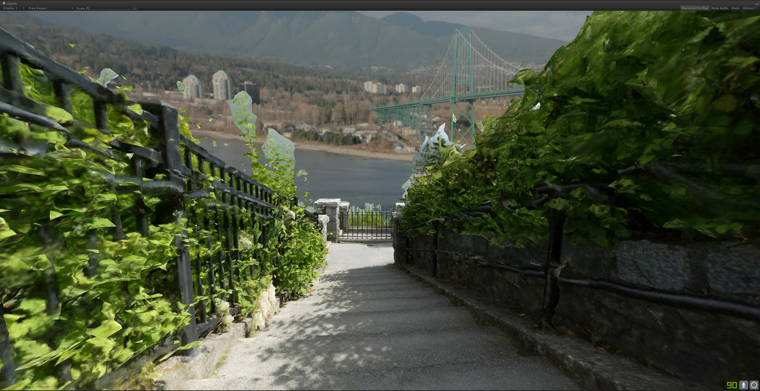 virtual reality field trip photogrammetry