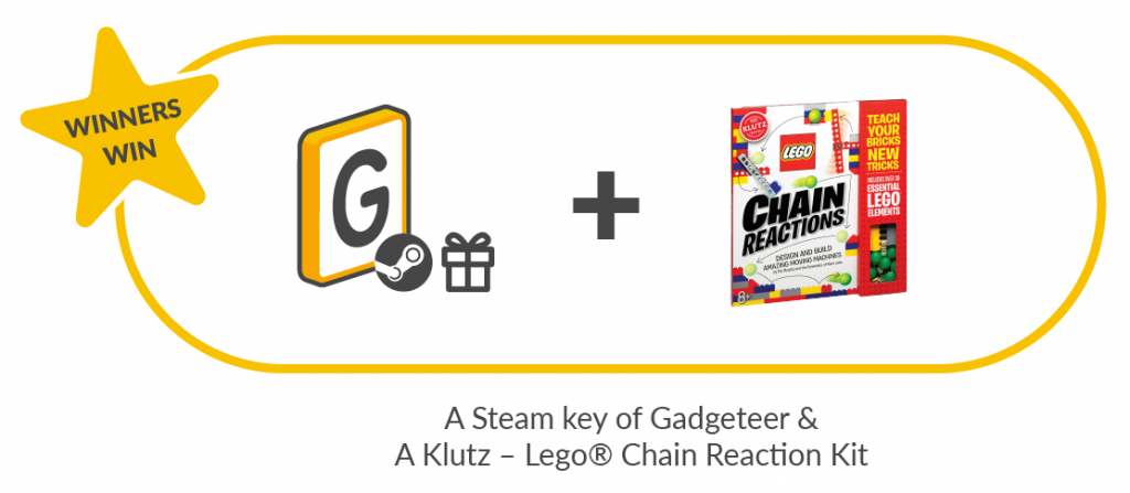 Gadgeteer Beta Contest Prizes