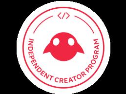 magic leap independent creator program badge logo
