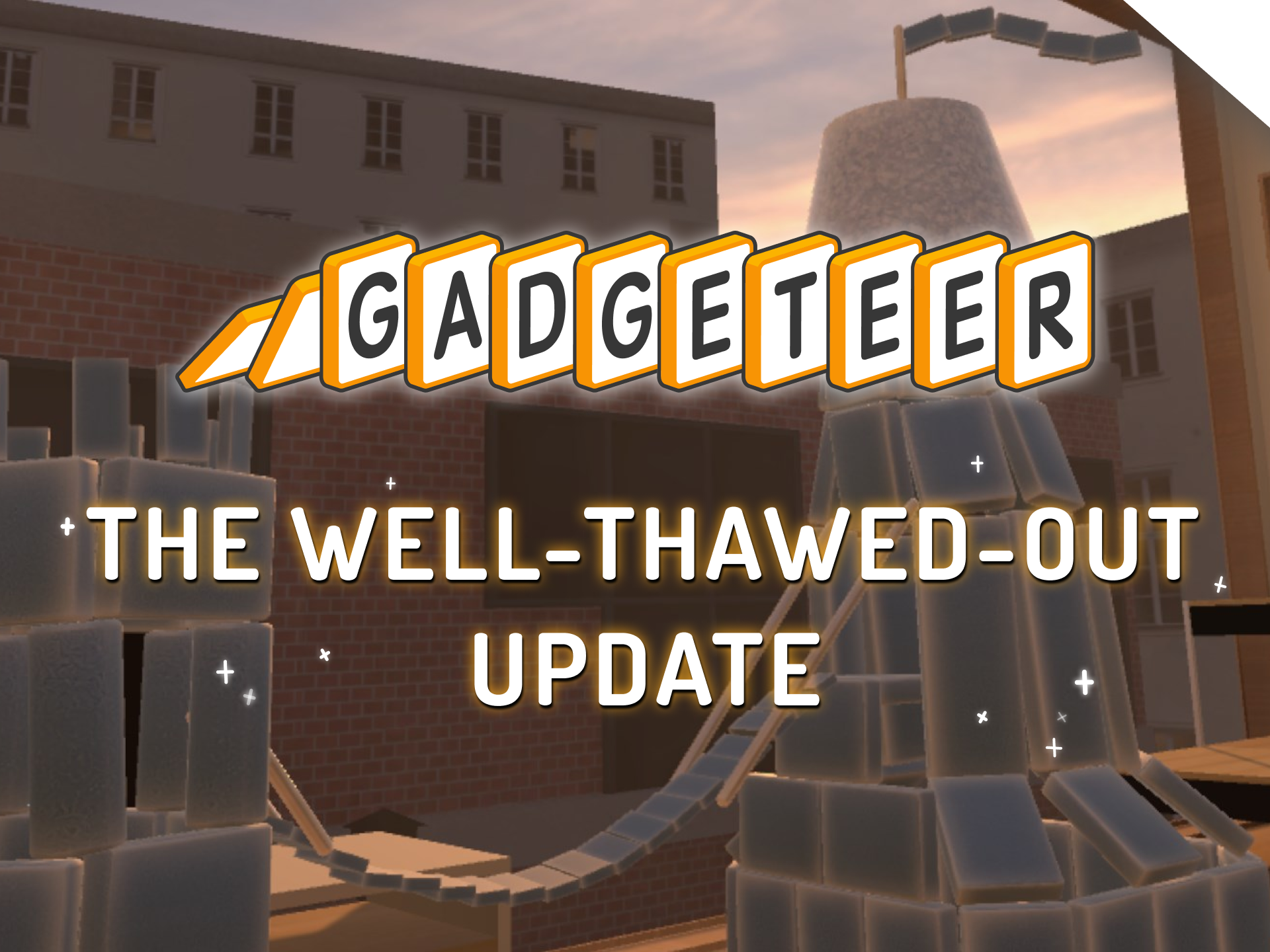 well thawed out gadgeteer update